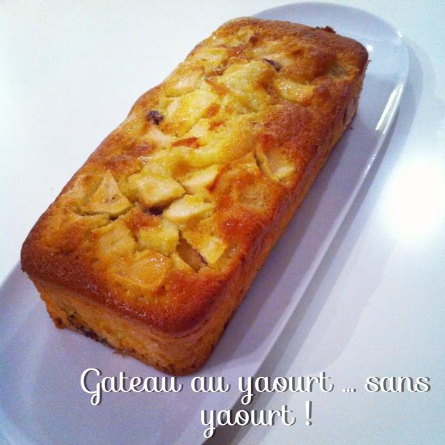 Cake Banane Cholat Blanc